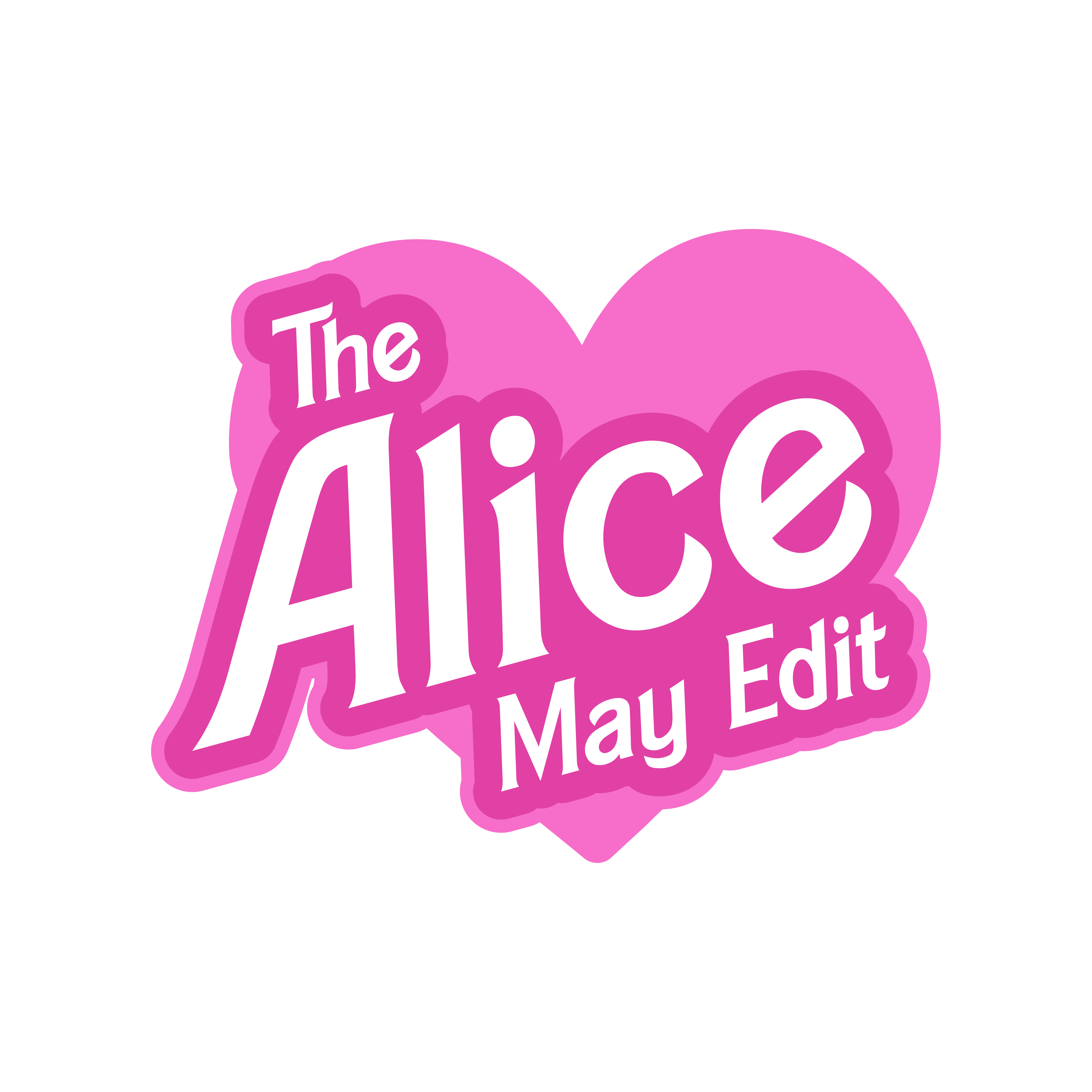 The Alice May Edit