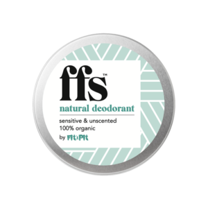 FFS Beauty Natural Deodorant | Sensitive & Unscented