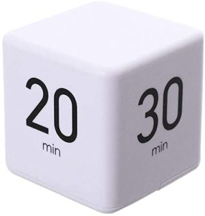 ONEVER Cube Timer Digital 15 20 30 60 Min
